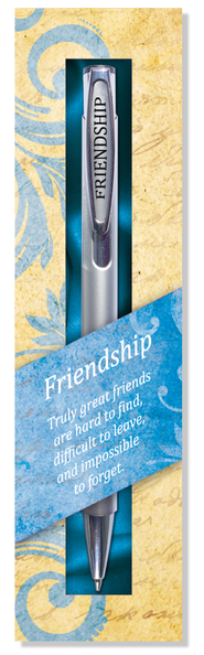 Pen for Friendship  -