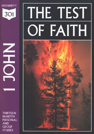 1 John: The Test of Faith   -     By: Serendipity