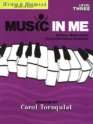 Music In Me: Hymns & Holidays Level 3  -
