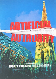 Artificial Authority DVD   -     By: Bill Jack