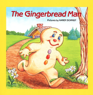 The Gingerbread Man  -     By: Karen Schmidt     Illustrated By: Karen Schmidt