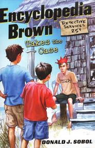 Encyclopedia Brown Takes the Case  -     By: Donald J. Sobol