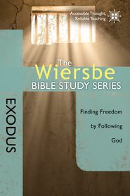 The Wiersbe Bible Study Series: Exodus: Finding Freedom by Following God - eBook  -     By: Warren W. Wiersbe