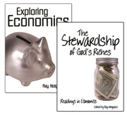 Exploring Economics & The Stewardship of God's Riches: Readings in Economics  -     By: Ray Notgrass