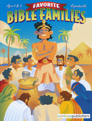 Favorite Bible Families, Ages 4 & 5   -