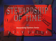 Stewardship of Time   -