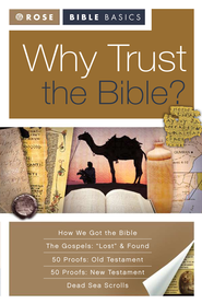 Why Trust the Bible - eBook  -