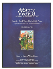 Story of the World, Vol. 2: The Middle Ages Activity Book, Rev.   -