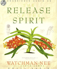 The Release of the Spirit - audiobook on CD  -     By: Watchman Nee