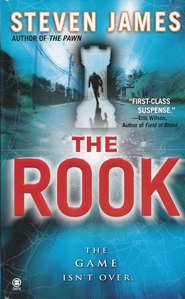 The Rook, Bowers Files Series #2   -              By: Steven James
