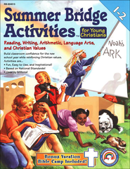 Summer Bridge Activities for Young Christians 1-2  -     By: Julia Ann Hobbs, Carla Dawn Fisher