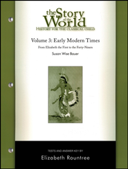 Story of the World, Vol. 3: Early Modern Times Test Book   -