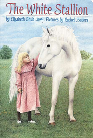 The White Stallion   -     By: Elizabeth Shub