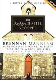 The Ragamuffin Gospel - Audiobook on MP3-CD   -     By: Brennan Manning