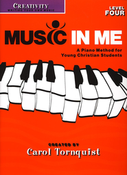 Music In Me: Creativity Level 4  -