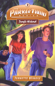 The Parker Twins Series #2: Jungle Hideout   -     By: Jeanette Windle