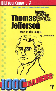 Thomas Jefferson  -     By: Carole Marsh
