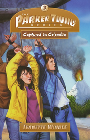 The Parker Twins Series #3: Captured in Columbia   -     By: Jeanette Windle
