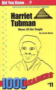Harriet Tubman  -     By: Carole Marsh