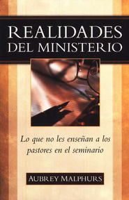 Realidades del Ministerio  (Ministry Nuts and Bolts)  -     By: Aubrey Malphurs