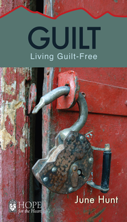 Guilt: Living Guilt Free - eBook   -