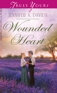 Wounded Heart - eBook  -     By: Jennifer A. Davids