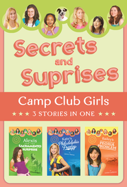 Secrets and Surprises: 3 Stories in 1 - eBook  -     By: Erica Rodgers, Janice Hanna, Linda Carlblom