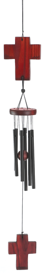 Cross Windchimes  -