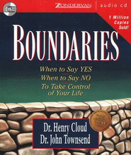 Boundaries Audiobook on CD  -              Narrated By: Dick Fredericks                   By: Dr. Henry Cloud, Dr. John Townsend