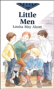 Little Men  -     By: Louisa May Alcott