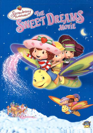 Strawberry Shortcake: The Sweet Dreams Movie, DVD   -