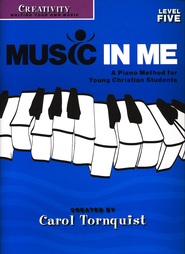 Music In Me: Creativity Level 5  -