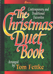 Christmas Duet Book: Contemporary & Traditional    -