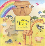 Mi Primera Biblia Para Bebes, Baby's First Bible  -     By: Sally Ann Wright     Illustrated By: Honor Ayres
