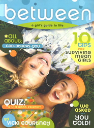 Between: A Girl's Guide to Life   -     By: Vicki Courtney