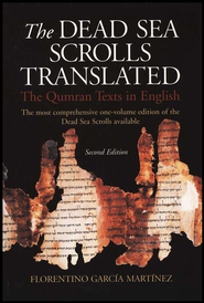 The Dead Sea Scrolls: The Qumran Texts in English  -     By: Florentino Garcia Martinez