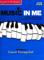 Music In Me: Praise & Worship Level 5  -