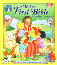 Baby's First Bible  -     By: Reader's Digest Staff