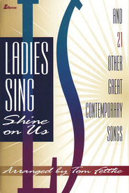 Ladies Sing Contemporary Songs   -