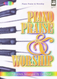 Piano Praise & Worship: 23 Favorites Arranged  -     By: Carl Seal