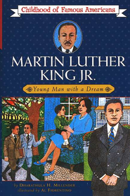 Martin Luther King, Jr.: Young Man with a Dream                             -     By: Dharathula H. Millender, Al Fiorentino