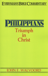 Philippians: Everyman's Bible Commentary  -     By: John F. Walvoord
