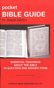 Pocket Bible Guide: Essential Teachings About The Bible                                          -