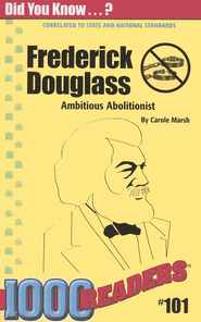 Frederick Douglass  -     By: Carole Marsh