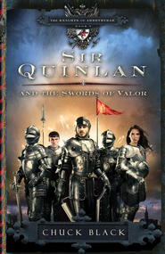#5: Sir Quinlan and the Swords of Valor - Slightly Imperfect  -