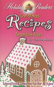 Christmas Recipes, Grades 2-5  -     By: Carole Marsh