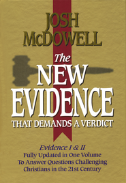 The New Evidence That Demands a Verdict   -     By: Josh McDowell