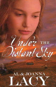 Under the Distant Sky, Hannah of Fort Bridger  Series #1  -     By: Al Lacy, JoAnna Lacy