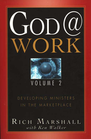 God@Work Volume 2  -     By: Rich Marshall