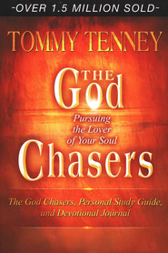 The God Chasers: Compilation Edition  -     By: Tommy Tenney